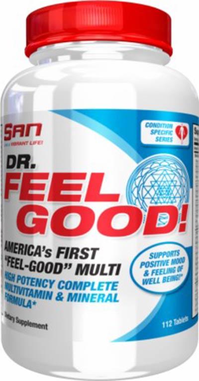 SAN Nutrition Dr. Feel Good tabletta - 224 db